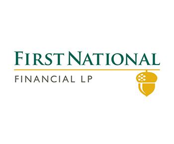 First National Financial LP Logo