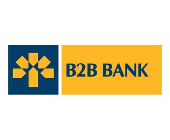 B2B Bank Logo