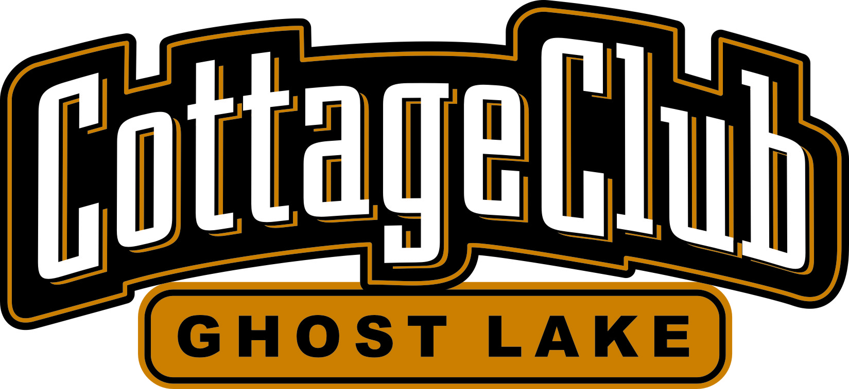 The CottageClub Logo - CottageClub at Ghost Lake