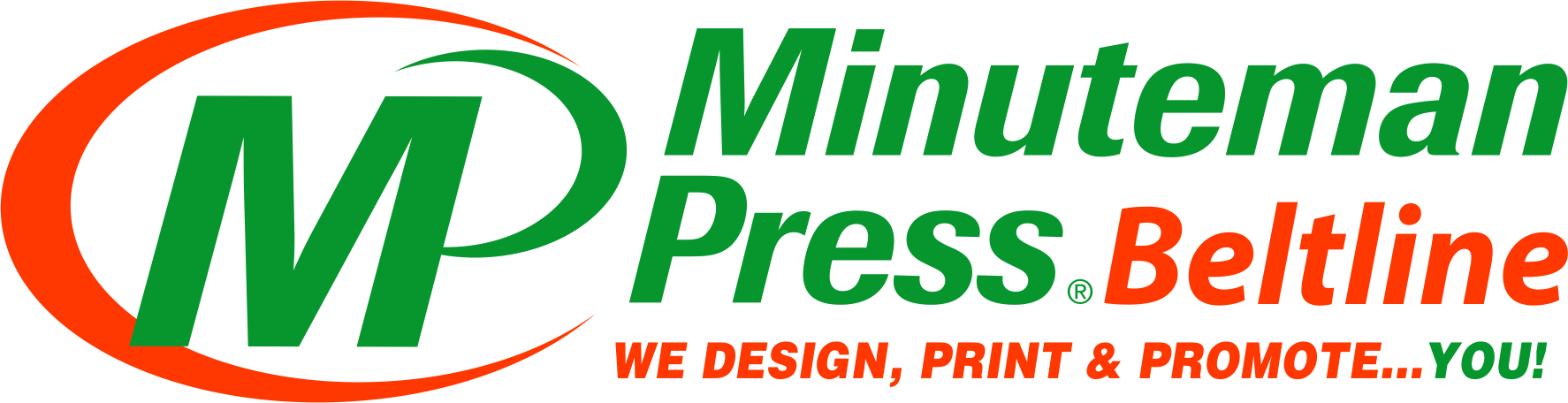 Minuteman Press Beltline, Calgary, AB