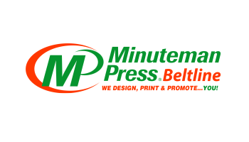 Minuteman Press Beltline Logo