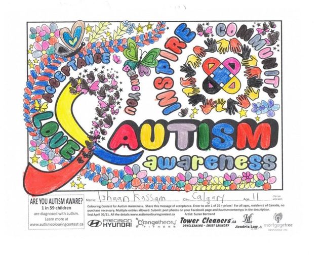 Download the Colouring Contest Poster